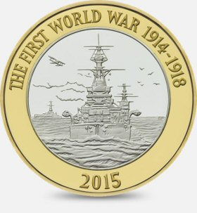 First World War Royal Navy
