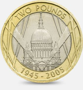 Image result for 2 pound coin