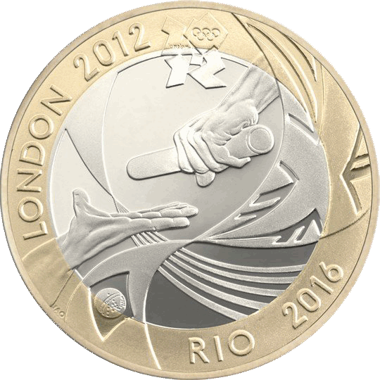 Olympic Games Handover to Rio £2